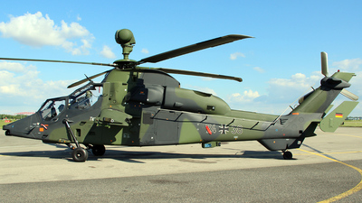 74-38 - Eurocopter EC 665 Tiger UHT - Germany - Army