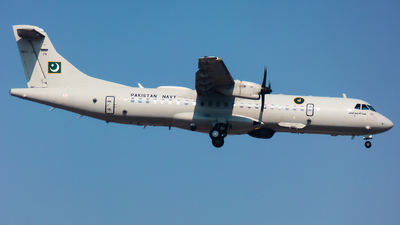 79 - ATR 72-212A(500MP) - Pakistan - Navy