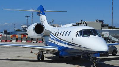 D-BUZZ - Cessna 750 Citation X - Air X Charter