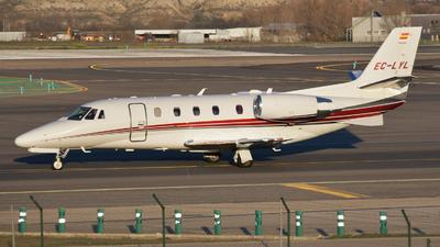 EC-LYL - Cessna 560XL Citation XLS Plus - Gestair Private Jets