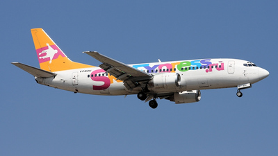 VP-BOU - Boeing 737-341 - SkyExpress