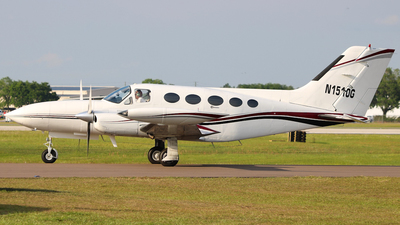 N1510G - Cessna 421B Golden Eagle - Private