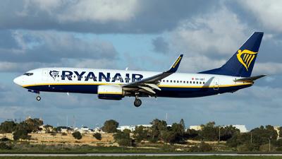 9H-QBT - Boeing 737-8AS - Malta Air (Ryanair)