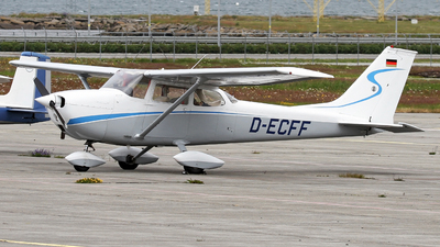 D-ECFF - Reims-Cessna F172L Skyhawk - Private