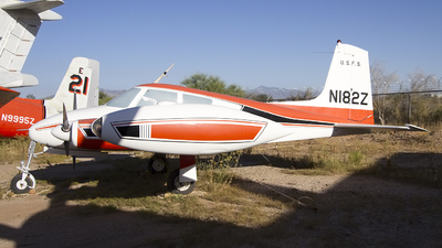 N182Z - Cessna 310 - United States - US Forest Service (USFS)