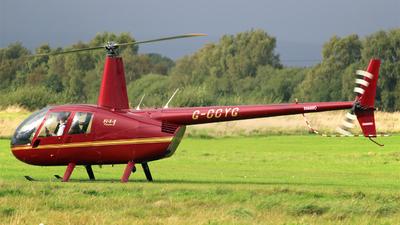 G-CCYG - Robinson R44 Raven II - Private