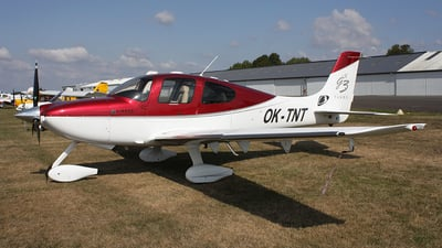OK-TNT - Cirrus SR22-GTSx G3 Turbo - Nisa Air
