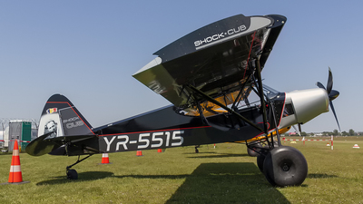 YR-5515 - Zlin Shock Cub - Private