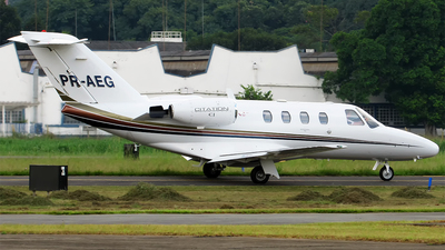 PR-AEG - Cessna 525 Citationjet CJ1 - Private