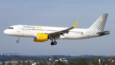EC-NAV - Airbus A320-271N - Vueling Airlines