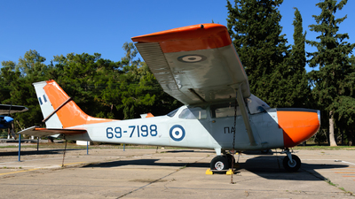 69-7198 - Cessna T-41D Mescalero - Greece - Air Force
