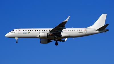 VP-BZH - Embraer 190-100LR - Ikar