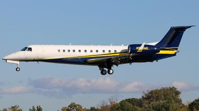 N580ML - Embraer ERJ-135BJ Legacy 600 - Private