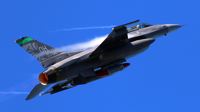 90-0702 - General Dynamics F-16C Fighting Falcon - United States - US Air Force (USAF)