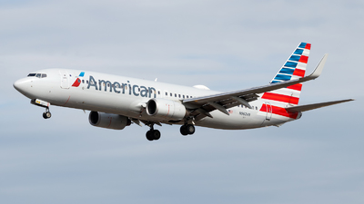 A picture of N962AN - Boeing 737823 - American Airlines - © Oliver Richter