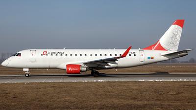 LY-LTF - Embraer 170-200LR - Air Lituanica