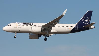 A picture of DAINX - Airbus A320271N - Lufthansa - © Diogo Guimaraes