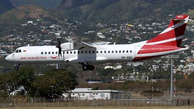 3B-NBG - ATR 72-212A(500) - Air Mauritius