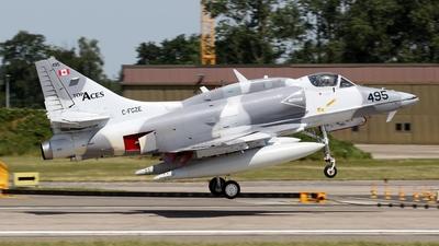 C-FGZE - McDonnell Douglas A-4N Skyhawk - Top Aces