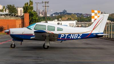 PT-NBZ - Embraer EMB-711C Corisco - Private