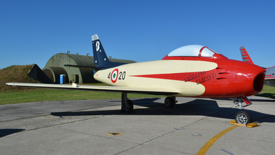 MM19685 - North American F-86E(M) Sabre - Italy - Air Force