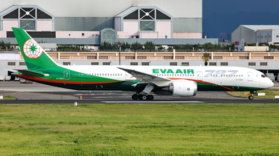 A picture of B17883 - Boeing 7879 Dreamliner - EVA Air - © TY-CHEN