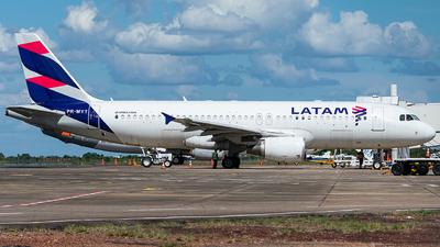PR-MYT - Airbus A320-214 - LATAM Airlines