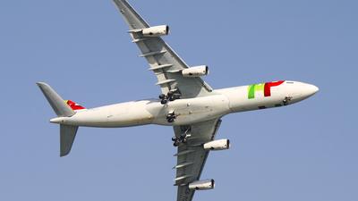 CS-TOB - Airbus A340-312 - TAP Portugal