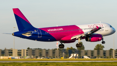 HA-LPK - Airbus A320-232 - Wizz Air