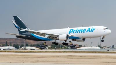 N337AZ - Boeing 767-323(ER)(BDSF) - Amazon Prime Air
