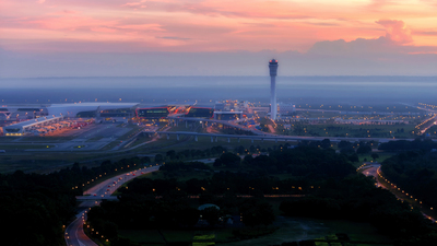 WMKK - Airport - Control Tower