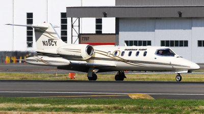 N35CY - Gates Learjet 35A - Guardian Flight