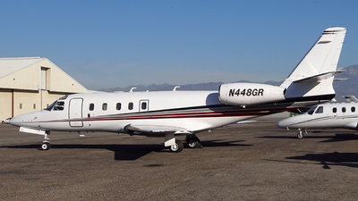 N448GR - IAI 1125 Astra - Private