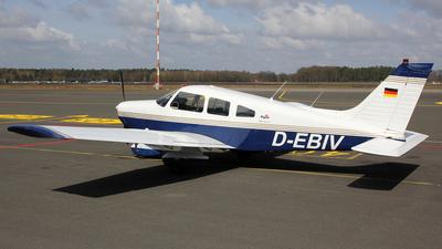 D-EBIV - Piper PA-28-161 Warrior II - Private