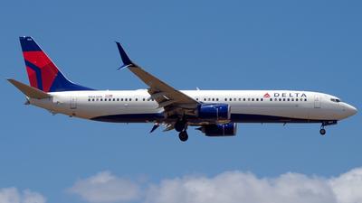 N842DN - Boeing 737-932ER - Delta Air Lines