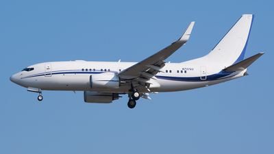 N737AG - Boeing 737-7BF(BBJ) - Fun Air
