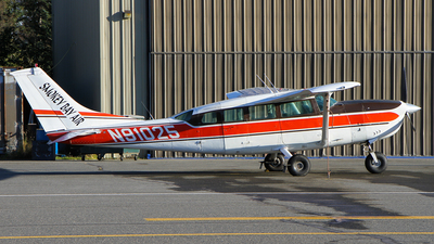 N91025 - Cessna T207 Turbo Skywagon - Smokey Bay Air