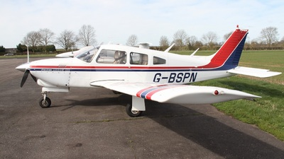 G-BSPN - Piper PA-28R-201T Turbo Cherokee Arrow III - Private