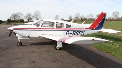A picture of GBSPN - Piper PA28R201T - [28R7703171] - © Ian Johnson