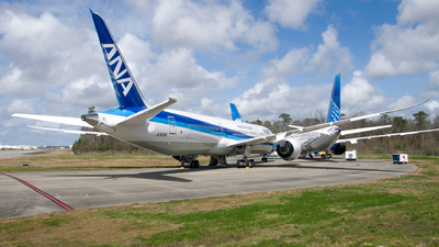 JA926A - Boeing 787-9 Dreamliner - All Nippon Airways (ANA)
