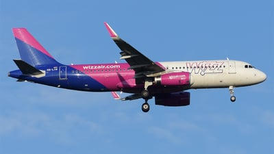 A picture of HALYW - Airbus A320232 - Wizz Air - © Luca Cesati