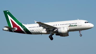 EI-IMH - Airbus A319-112 - Alitalia