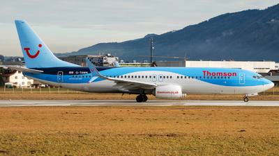 G-TAWK - Boeing 737-8K5 - Thomson Airways