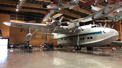 ZK-AMO - Short S-45A Solent IV - Tasman Empire Airways Limited (TEAL)