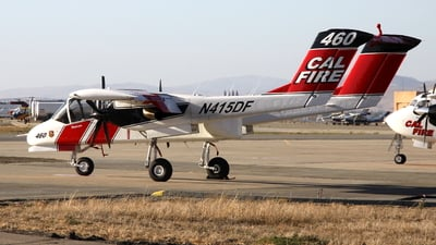 N415DF - North American OV-10A Bronco - United States - California Department of Forestry