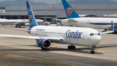 D-ABUK - Boeing 767-343(ER) - Condor