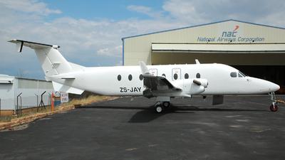 ZS-JAY - Beech 1900D - National Airways Corporation (NAC)