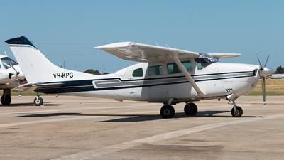A picture of VHKPG - Cessna TU206G Turbo Stationair - [U20605696] - © Michael Walter