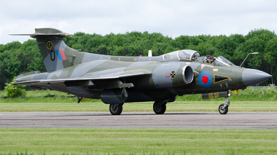 XW544 - Blackburn Buccaneer S.2B - United Kingdom - Royal Air Force (RAF)