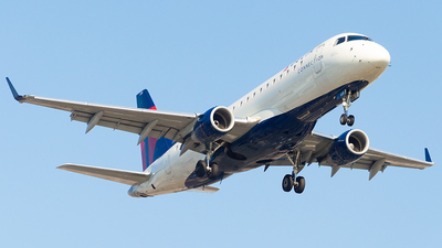 N608CZ - Embraer 170-200LR - Delta Connection (Compass Airlines)